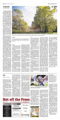 Democrat and Chronicle from Rochester, New York on October 20, 2015 · Page A8