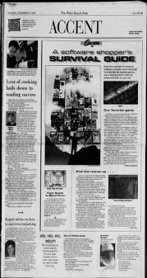 The Palm Beach Post from West Palm Beach, Florida on December 6, 1997 · Page 147
