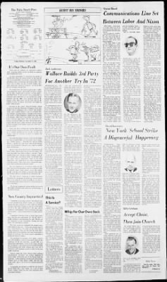 The Palm Beach Post from West Palm Beach, Florida on November 22, 1968 · Page 6
