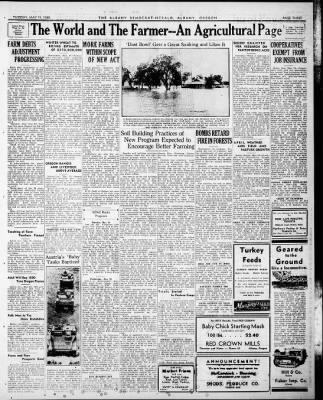Albany Democrat-Herald from Albany, Oregon on May 19, 1936 · Page 3