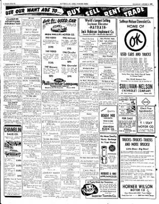 The Courier News from Blytheville, Arkansas on August 9, 1951 · Page 14