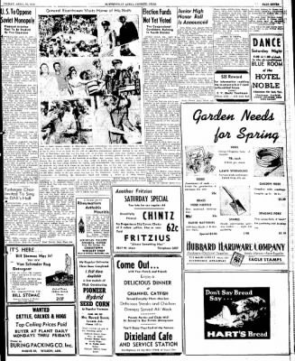 The Courier News from Blytheville, Arkansas on April 26, 1946 · Page 7