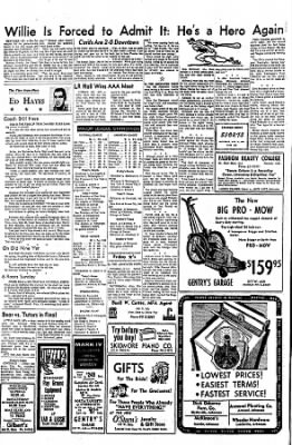 The Courier News from Blytheville, Arkansas on May 14, 1966 · Page 6