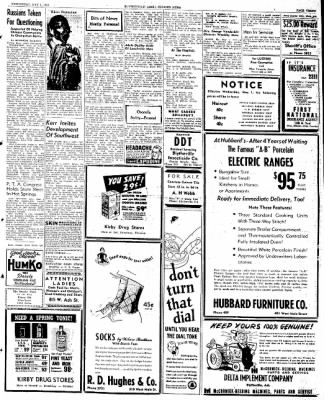The Courier News from Blytheville, Arkansas on May 1, 1946 · Page 3