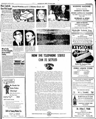 The Courier News from Blytheville, Arkansas on April 9, 1947 · Page 11