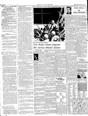 The Courier News from Blytheville, Arkansas on December 24, 1952 · Page 6