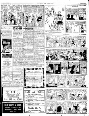 The Courier News from Blytheville, Arkansas on April 22, 1949 · Page 11