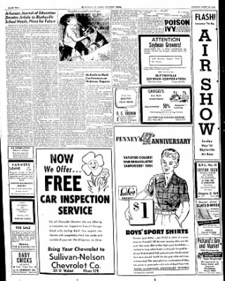 The Courier News from Blytheville, Arkansas on April 25, 1949 · Page 2