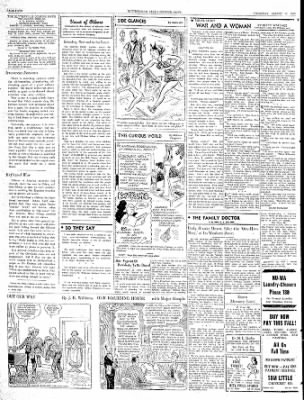 The Courier News from Blytheville, Arkansas on August 17, 1939 · Page 4