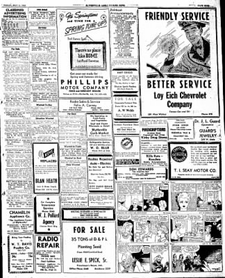 The Courier News from Blytheville, Arkansas on May 10, 1946 · Page 9