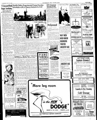 The Courier News from Blytheville, Arkansas on May 24, 1949 · Page 9