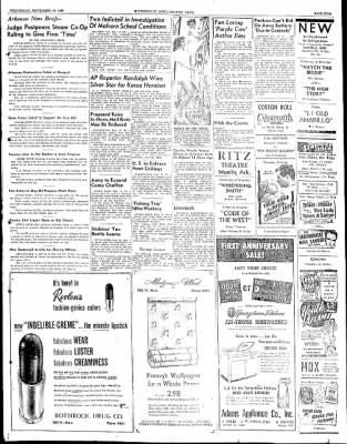 The Courier News from Blytheville, Arkansas on September 19, 1951 · Page 5