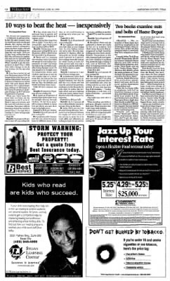 The Galveston Daily News from Galveston, Texas on June 30, 1999 · Page 28