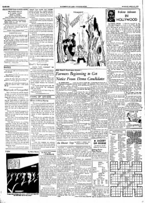 The Courier News from Blytheville, Arkansas on April 27, 1959 · Page 6