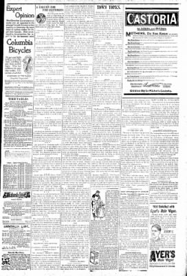 Logansport Pharos-Tribune from Logansport, Indiana on June 14, 1896 · Page 7