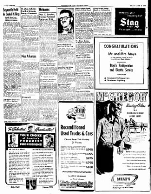 The Courier News from Blytheville, Arkansas on June 24, 1949 · Page 12