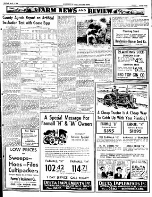The Courier News from Blytheville, Arkansas on May 2, 1952 · Page 9