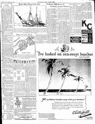 The Courier News from Blytheville, Arkansas on March 18, 1931 · Page 3