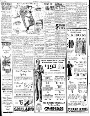 The Courier News from Blytheville, Arkansas on March 19, 1931 · Page 8