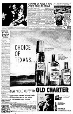 The Corpus Christi Caller-Times from Corpus Christi, Texas on December 6, 1956 · Page 60