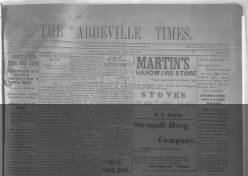 The Abbeville Times