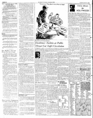 The Courier News from Blytheville, Arkansas on May 19, 1952 · Page 6