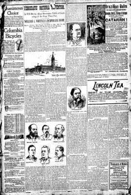 Logansport Pharos-Tribune from Logansport, Indiana on July 4, 1896 · Page 7