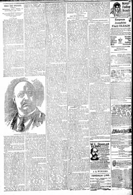 Logansport Pharos-Tribune from Logansport, Indiana on February 20, 1895 · Page 6