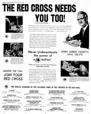 The Mason City Globe-Gazette from Mason City, Iowa on February 24, 1954 · Page 15