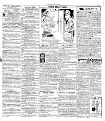 The Mason City Globe-Gazette from Mason City, Iowa on February 26, 1934 · Page 3