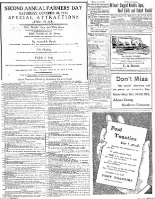 The Gettysburg Times from Gettysburg, Pennsylvania on October 15, 1913 · Page 3