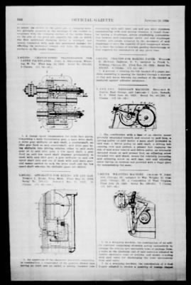 Official Gazette of the United States Patent Office from Washington, District of Columbia on January 29, 1924 · Page 101