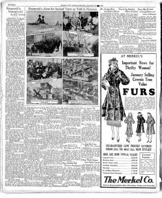 The Mason City Globe-Gazette from Mason City, Iowa on January 20, 1937 · Page 15