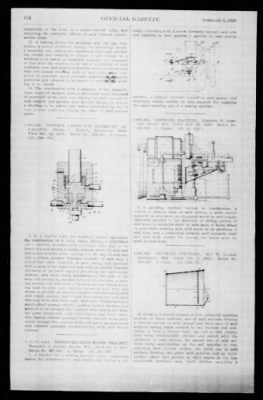 Official Gazette of the United States Patent Office from Washington, District of Columbia on February 5, 1924 · Page 103