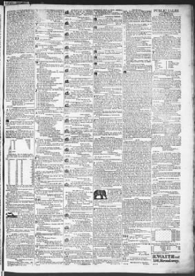The Evening Post from New York, New York on March 4, 1818 · Page 3