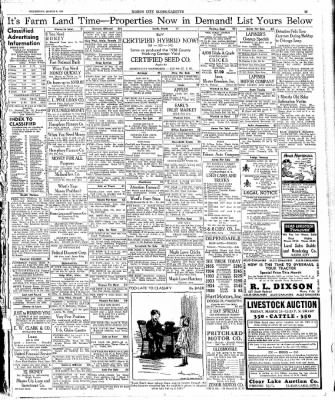 The Mason City Globe-Gazette from Mason City, Iowa on March 8, 1939 · Page 15