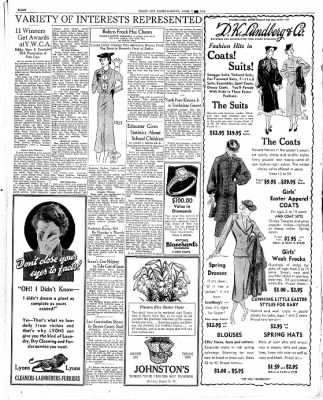 The Mason City Globe-Gazette from Mason City, Iowa on April 7, 1936 · Page 8