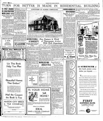 The Mason City Globe-Gazette from Mason City, Iowa on March 21, 1931 · Page 8