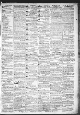 The Evening Post from New York, New York on June 11, 1818 · Page 3