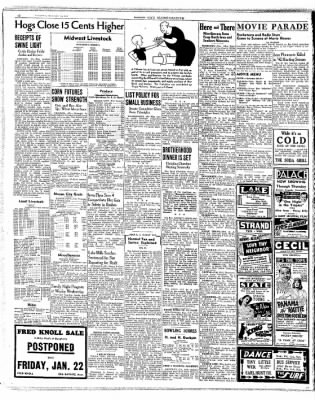 The Mason City Globe-Gazette from Mason City, Iowa on January 19, 1943 · Page 12