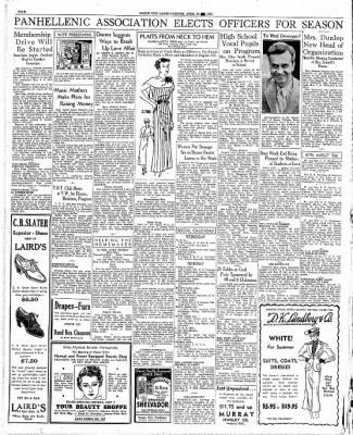 The Mason City Globe-Gazette from Mason City, Iowa on April 29, 1936 · Page 4
