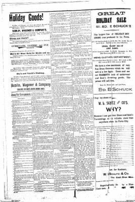 Progress-Review from La Porte City, Iowa on January 5, 1895 · Page 5