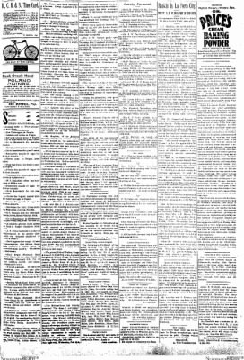 Progress-Review from La Porte City, Iowa on February 2, 1895 · Page 5
