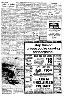 Xenia Daily Gazette from Xenia, Ohio on January 19, 1973 · Page 5