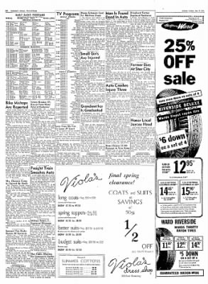 Logansport Pharos-Tribune from Logansport, Indiana on May 27, 1957 · Page 10