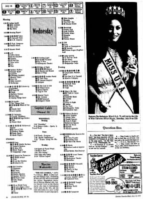 Sunday Gazette-Mail from Charleston, West Virginia on July 13, 1975 · Page 80