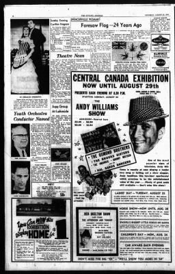 The Ottawa Journal from Ottawa,  on August 22, 1964 · Page 10