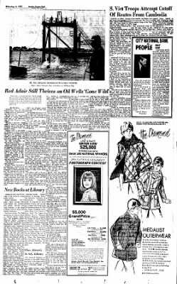 Sunday Gazette-Mail from Charleston, West Virginia on August 6, 1972 · Page 8