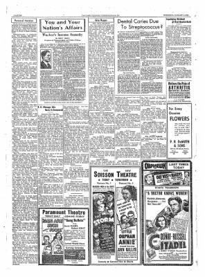 The Daily Courier from Connellsville, Pennsylvania on January 5, 1939 · Page 6