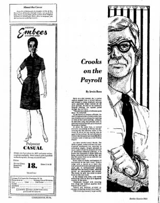 Sunday Gazette-Mail from Charleston, West Virginia on August 6, 1972 · Page 64